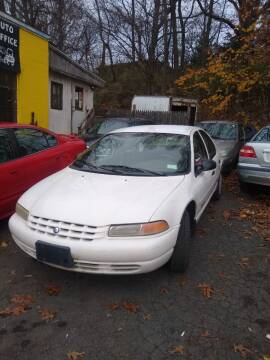 1999 Plymouth Breeze for sale at Cheap Auto Rental llc in Wallingford CT