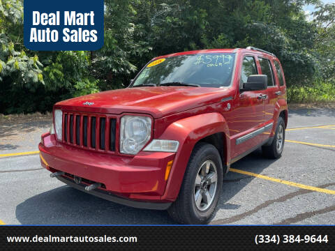 2008 Jeep Liberty for sale at Deal Mart Auto Sales in Phenix City AL
