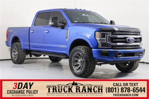2020 Ford F-250 Super Duty for sale at Truck Ranch in Logan UT