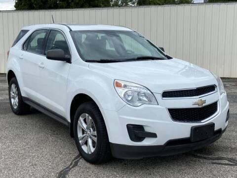 2015 Chevrolet Equinox for sale at Miller Auto Sales in Saint Louis MI