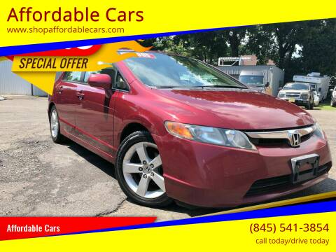 2006 Honda Civic for sale at Affordable Cars in Kingston NY