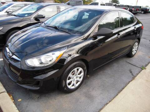2012 Hyundai Accent for sale at 1-2-3 AUTO SALES, LLC in Branchville NJ
