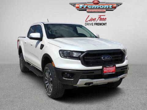 2020 Ford Ranger for sale at Rocky Mountain Commercial Trucks in Casper WY