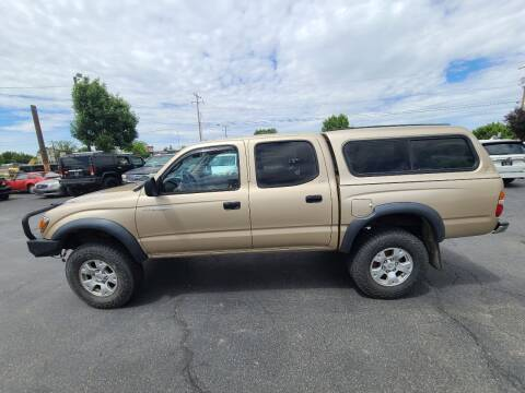 2003 Toyota Tacoma for sale at Silverline Auto Boise in Meridian ID