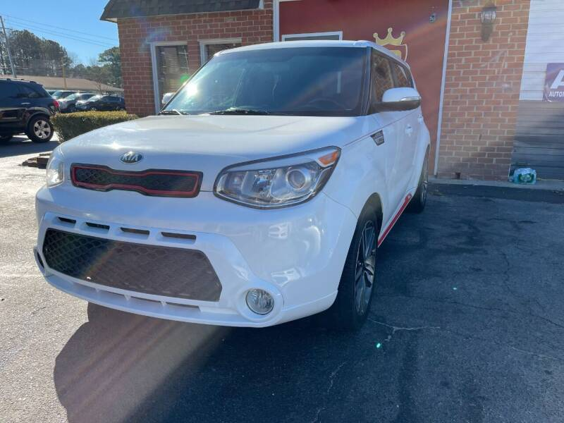 2014 Kia Soul for sale at AP Automotive in Cary NC