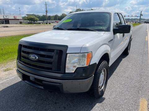2010 Ford F-150 for sale at Double K Auto Sales in Baton Rouge LA