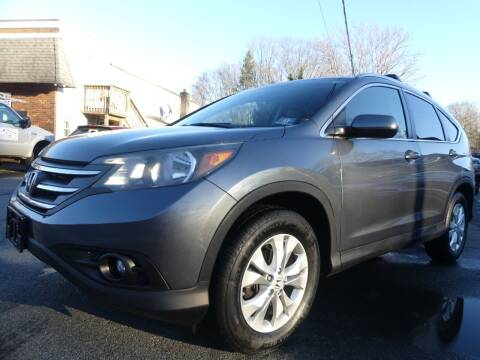 2012 Honda CR-V for sale at P&D Sales in Rockaway NJ