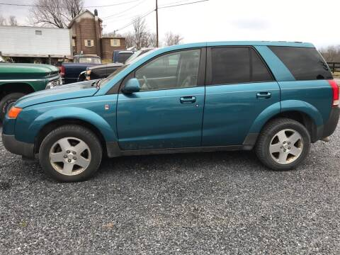 2005 Saturn Vue for sale at Full Throttle Auto Sales in Woodstock VA