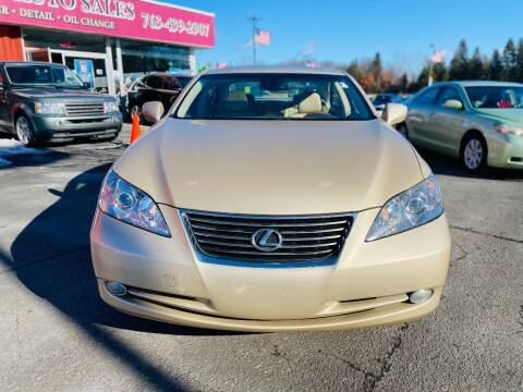 2007 Lexus ES 350 for sale at LUXURY IMPORTS AUTO SALES INC in North Branch MN