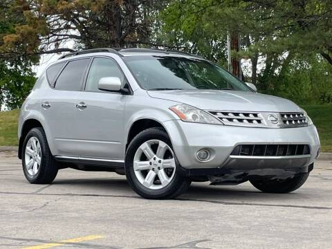 2007 Nissan Murano for sale at Used Cars and Trucks For Less in Millcreek UT