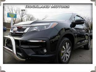 2019 Honda Pilot for sale at Rockland Automall - Rockland Motors in West Nyack NY