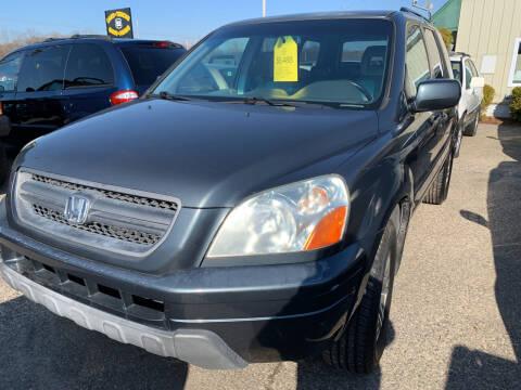 2004 Honda Pilot for sale at 51 Auto Sales Ltd in Portage WI