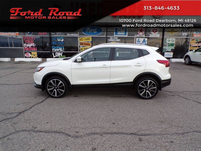 2017 Nissan Rogue Sport for sale at Ford Road Motor Sales in Dearborn MI