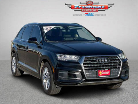 2019 Audi Q7 for sale at Rocky Mountain Commercial Trucks in Casper WY