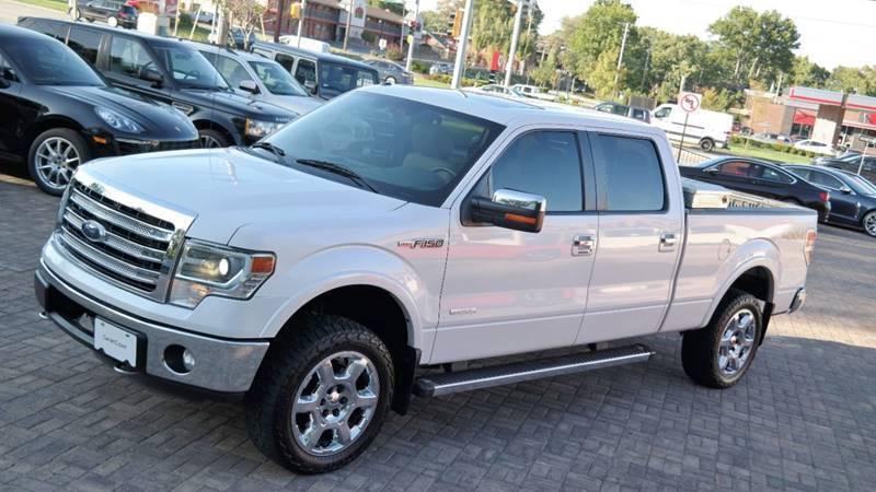 2013 Ford F-150 for sale at Cars-KC LLC in Overland Park KS