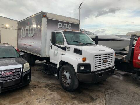 2006 Chevrolet C6500 for sale at Quality Motors Truck Center in Miami FL