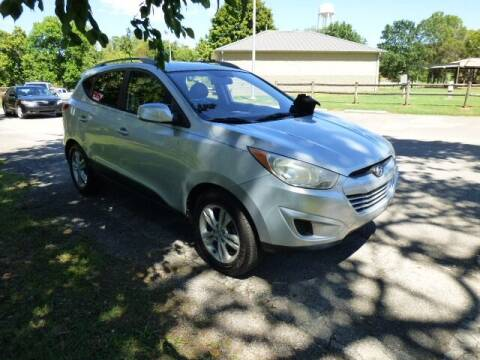 2011 Hyundai Tucson for sale at Tuscumbia Auto Sales in Tuscumbia AL