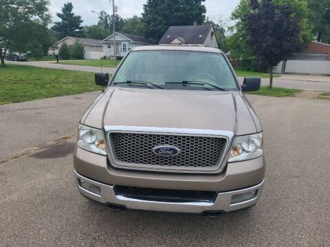 2004 Ford F-150 for sale at All State Auto Sales, INC in Kentwood MI