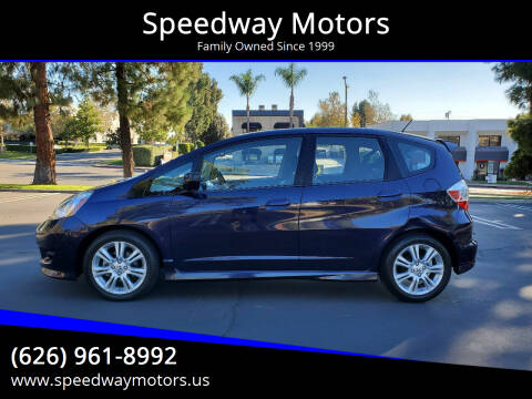 2009 Honda Fit for sale at Speedway Motors in Glendora CA