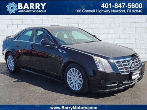 2013 Cadillac CTS for sale at BARRYS Auto Group Inc in Newport RI