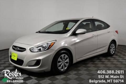 2016 Hyundai Accent for sale at Danhof Motors in Manhattan MT