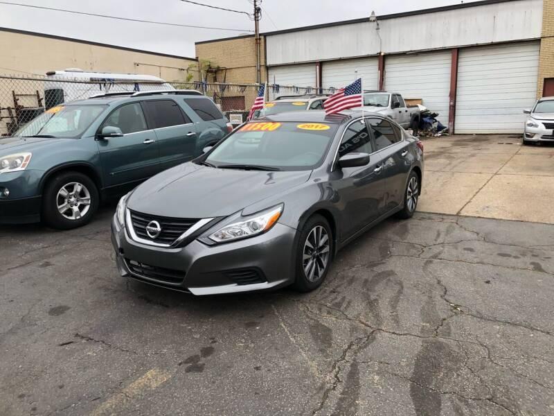 2017 Nissan Altima 2.5 S 4dr Sedan - Cincinnati OH