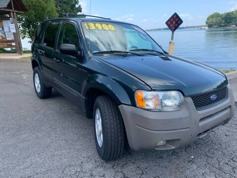 2004 Ford Escape for sale at Affordable Autos at the Lake in Denver NC