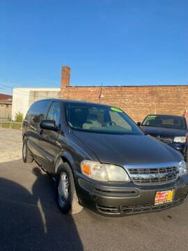 2005 Chevrolet Venture for sale at RON'S AUTO SALES INC - MAYWOOD in Maywood IL