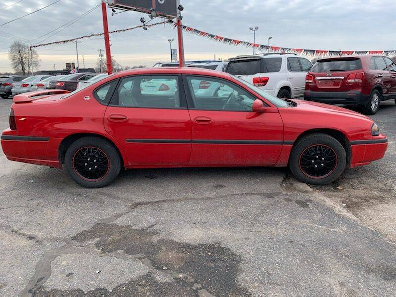 2003 Chevrolet Impala for sale at Savior Auto in Independence MO