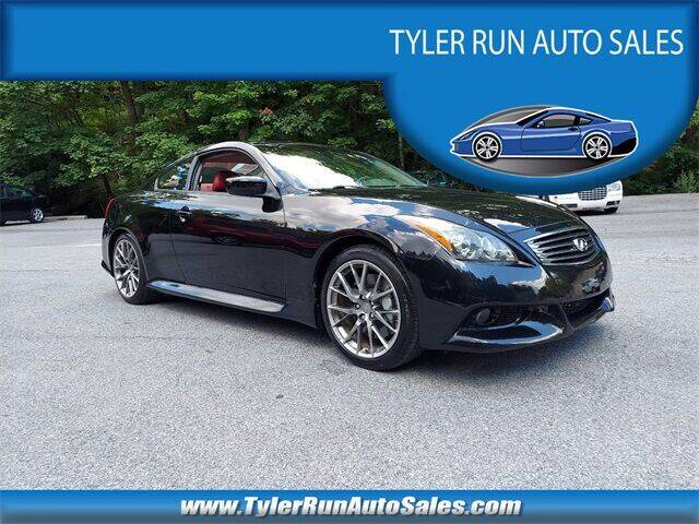 2011 Infiniti G37 Coupe for sale at Tyler Run Auto Sales in York PA