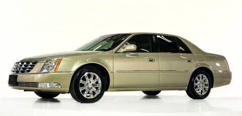 2009 Cadillac DTS for sale at Houston Auto Credit in Houston TX