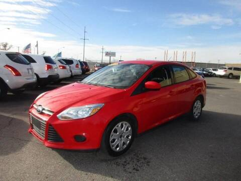 2012 Ford Focus for sale at Import Motors in Bethany OK
