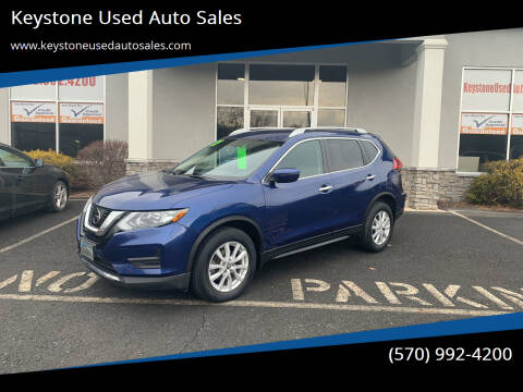 2017 Nissan Rogue for sale at Keystone Used Auto Sales in Brodheadsville PA