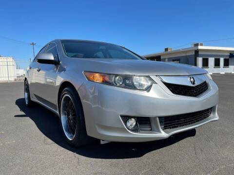 2010 Acura TSX for sale at Approved Autos in Sacramento CA