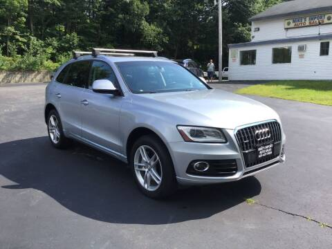 2015 Audi Q5 for sale at Mikes Import Auto Sales INC in Hooksett NH