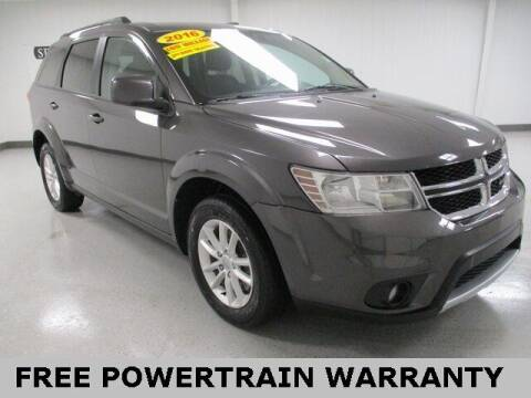 2016 Dodge Journey for sale at Sports & Luxury Auto in Blue Springs MO