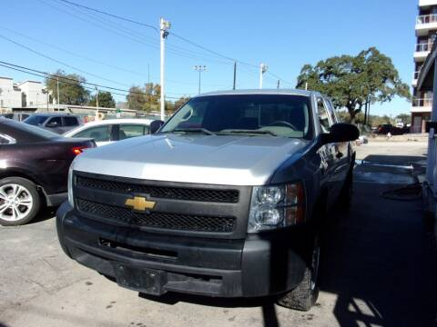 2012 Chevrolet Silverado 1500 for sale at Carfast in Houston TX