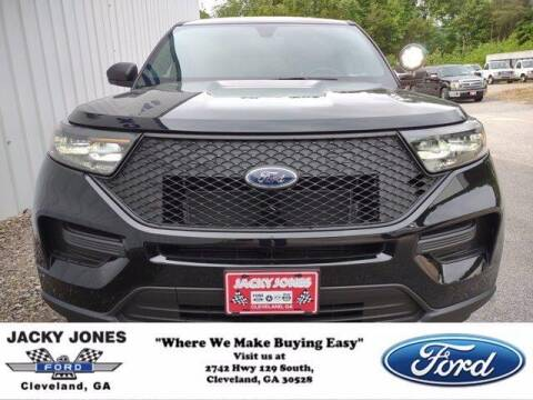 2020 Ford Explorer Hybrid for sale at CU Carfinders in Norcross GA