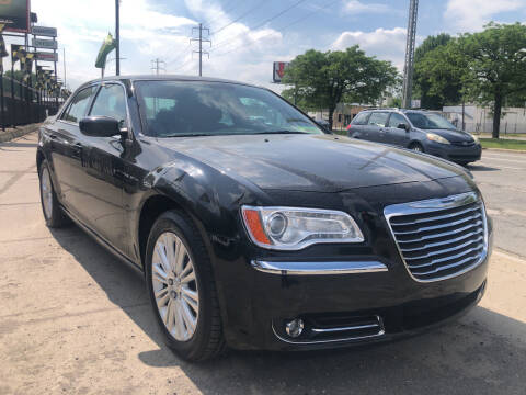 2014 Chrysler 300 for sale at Champs Auto Sales in Detroit MI