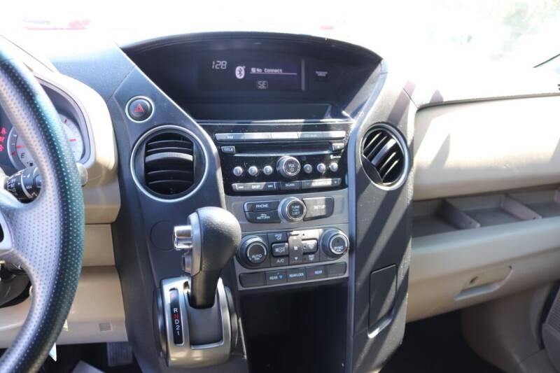 2015 Jeep Patriot for sale at Go Auto Sales in Gainesville GA