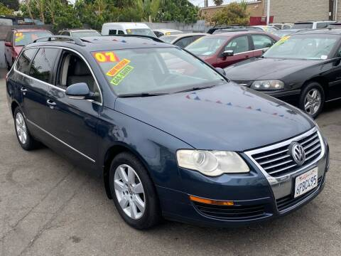 2007 Volkswagen Passat for sale at North County Auto in Oceanside CA