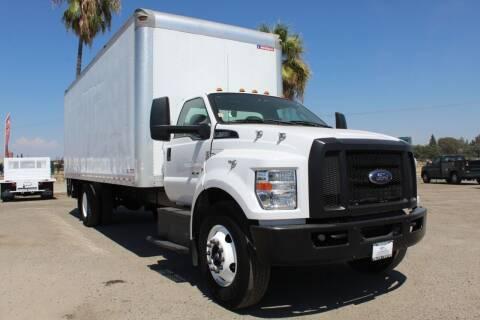 2018 Ford F-650 Super Duty for sale at Kingsburg Truck Center in Kingsburg CA