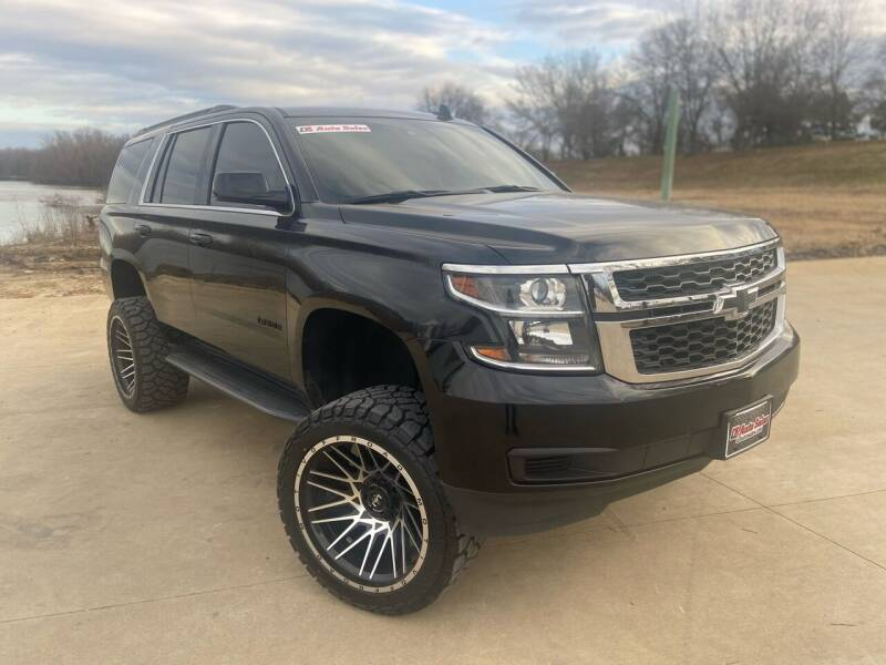 2020 Chevrolet Tahoe for sale at D3 Auto Sales in Des Arc AR