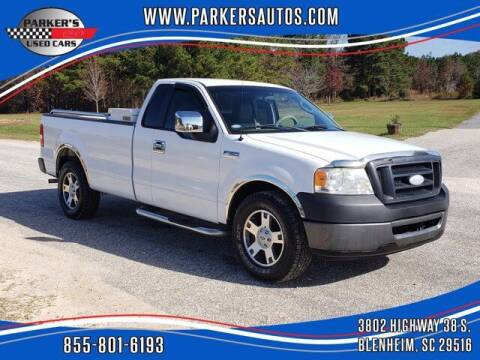 2007 Ford F-150 for sale at Parker's Used Cars in Blenheim SC