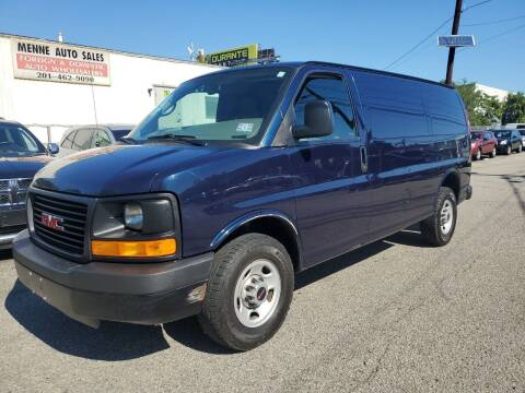 2015 GMC Savana Cargo for sale at MENNE AUTO SALES in Hasbrouck Heights NJ