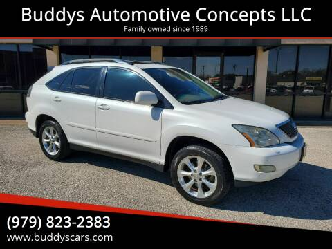 2006 Lexus RX 330 for sale at Buddys Automotive Concepts LLC in Bryan TX