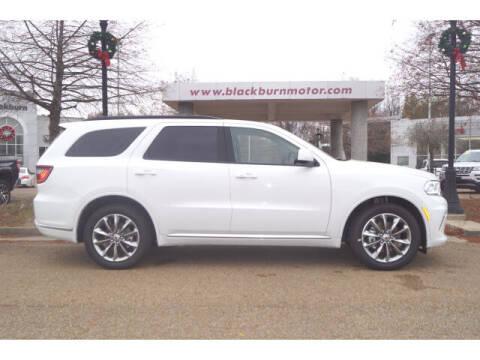 2021 Dodge Durango for sale at BLACKBURN MOTOR CO in Vicksburg MS