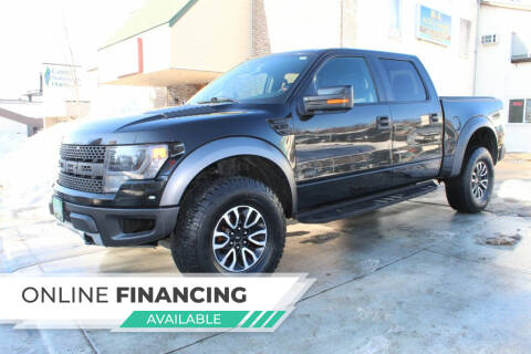 2014 Ford F-150 for sale at K & L Auto Sales in Saint Paul MN