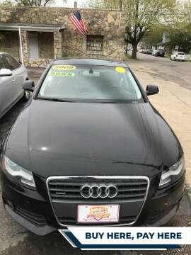 2009 Audi A4 for sale at DestanY AUTOMOTIVE in Hamilton OH