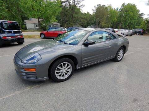 2002 Mitsubishi Eclipse for sale at Tri State Auto Brokers LLC in Fuquay Varina NC